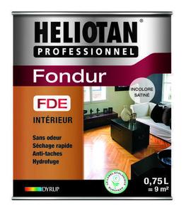 Fondur HELIOTAN FDE 0,75L coloris naturel - Gedimat.fr