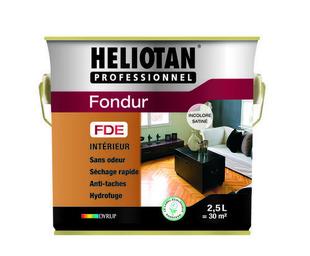 Fondur HELIOTAN FDE 2,5L coloris naturel - Gedimat.fr