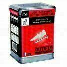 Cheville nylon autoforante D.3x25mm+vis TR - boite de 150 pièces - Gedimat.fr