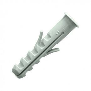 Cheville courte en nylon polyamide diam.6mm long.30mm 600 pièces - Gedimat.fr