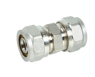 Manchon égal pour raccord multicouche à compression tube diam.20mm - Gedimat.fr