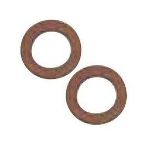 Joint fibre pour raccord PER diam.15-21mm ép.1,5mm lot de 15 pièces - Gedimat.fr