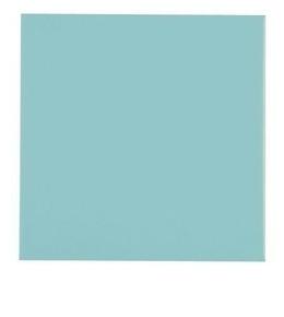 Carrelage pour sol ou mur en grés émaillé dim.20x20cm coloris pool blue - Gedimat.fr