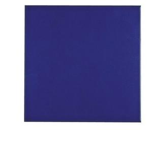 Carrelage pour sol ou mur en grés émaillé dim.20x20cm coloris dark blue - Gedimat.fr