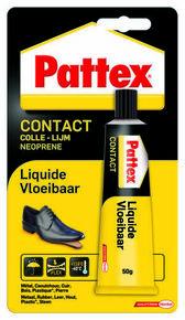 Colle d'assemblage CONTACT LIQUIDE PATTEX tube de 50g - Gedimat.fr
