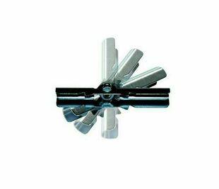 Segment à bascule D.6x17/80mm - boite de 25 pièces - Gedimat.fr