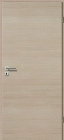 Bloc-porte RHEDA huisserie cloison 100 à 116mm revêtu mélaminé finition pin clair haut.204cm larg.83cm droit poussant - Gedimat.fr