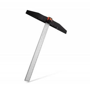 Règle à découper la plaque de plâtre long.700mm - Gedimat.fr