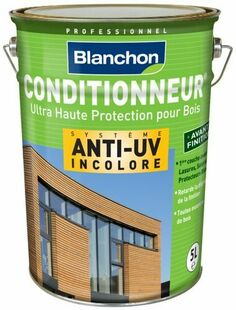 Conditionneur anti uv 5L - Gedimat.fr