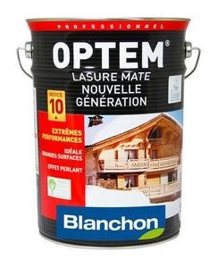 Lasure sans odeur Optem 5L incolore - Gedimat.fr
