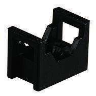 Embase universelle diam.7x150 boite de 100 pièces noir - Gedimat.fr