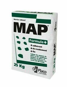 Mortier MAP FORMULE +63S - sac de 25kg - Gedimat.fr
