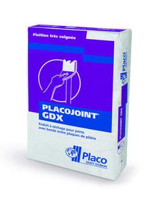 Enduit joint PLACOJOINT GDX - sac de 25kg - Gedimat.fr