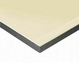 Doublage polystyrène expansé hydrofuge PLACOMUR E 13+80 - 2,50x1,20m - R=2,55m².K/W - Gedimat.fr