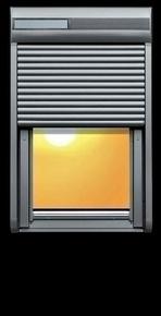Volet Roulant Solaire Pour Fenetre Velux Ssl Sk06 Gedimat Fr