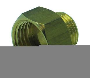 Raccord laiton 2 pièces écrou tournant diam.20x27mm filetage mâle diam.15x21mm 1 pièce - Gedimat.fr