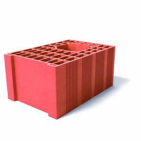 Brique poteau rectifié MONOMUR 30  - 450x300x212mm - Gedimat.fr