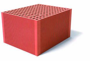 Brique tableau rectifié demi MONOMUR 30 - 300x375x212mm - Gedimat.fr