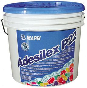 Adhésif en pâte ADESILEX P22 PLUS - classe D2TE - seau de 25kg - Gedimat.fr