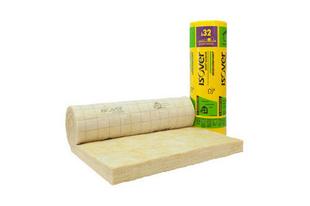 laine de verre avec voile de verre isoconfort 35 larg 1 20m long 2 60m. Black Bedroom Furniture Sets. Home Design Ideas