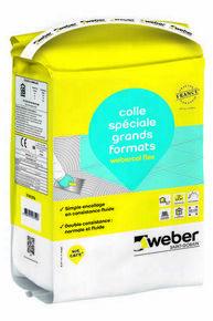 Mortier-colle WEBER.COL FLEX sac 5kg gris - Gedimat.fr