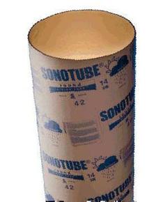Tube de coffrage rond lisse SONOTUBE haut.3m diam.25cm - Gedimat.fr