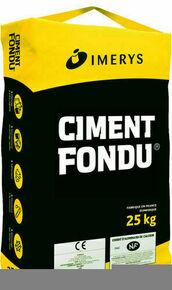 Ciment fondu sac de 25kg - Gedimat.fr
