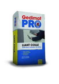 Colle pour montage et enduisage de carreaux de plâtre S102 sac de 25 kg - Gedimat.fr