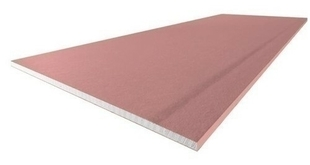 Plaque de plâtre ignifuge PREGYFLAM BA13 - 2,60x1,20m - Gedimat.fr