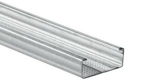Fourrure en acier galvanisé PREGYMETAL S47/6 - Gedimat.fr
