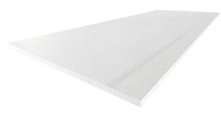 Plaque de plâtre déco hydrofuge PREGYDRO BA13 - 2,60x1,20m - Gedimat.fr