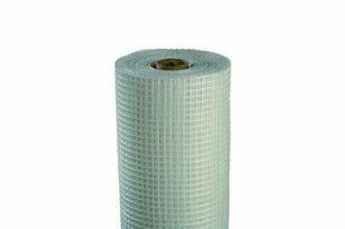 Treillis fibre maille 8x8mm rouleau larg.33cm long.50m - Gedimat.fr