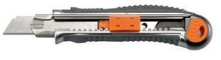 Cutter métallique lame 18mm - Gedimat.fr