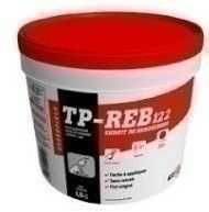 Enduit de rebouchage en pâte prêt à l'emploi TP-REB122 pot de 5kg ton blanc - Gedimat.fr