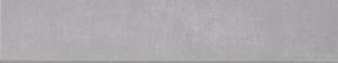 Plinthe carrelage pour sol en grès cérame pleine masse LIVING larg.8cm long.41cm coloris gris - Gedimat.fr