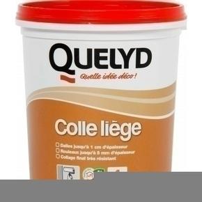 Colle à liège Quelyd en pot de 1kg - Gedimat.fr