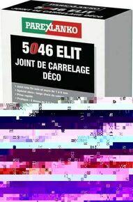 Joint de carrelage déco 1 à 6mm 5046 ELIT seau de 5kg coloris noir - Gedimat.fr