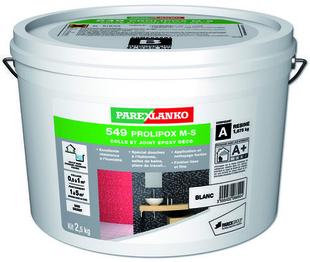Joint époxy pour la réalisation de joints de 2 à 15 mm résistants à l'eau PERFECT COLOR coloris blanc 2,5kg - Gedimat.fr