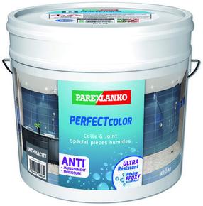 Colle et joint poxy prolipox m s 549 coloris chocolat kit for Joint de carrelage epoxy