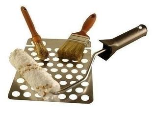 Outils spécial lasure et traitement des bois lot de 5 pièces - Gedimat.fr