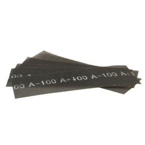 Feuilles de treillis abrasif grain 120 - 290x100mm - paquet de 10 pièces - Gedimat.fr