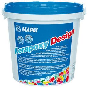 Mortier époxy bicomposant KERAPOXY DESIGN N°729 sahara fût de 3kg - classe R2 / RG - Gedimat.fr