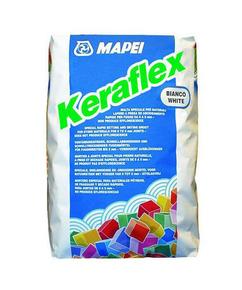 Mortier colle amélioré KERAFLEX sac de 25kg - classe C2TE coloris gris - Gedimat.fr