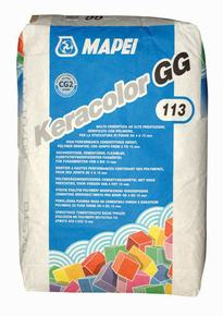 Mortier de jointoiement KERACOLOR GG 113 classe CG2WA sac de 25kg coloris gris ciment - Gedimat.fr