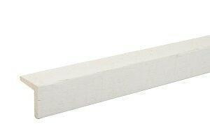 Angle prépeint section 27,5x27,5mm long.2,50m blanc - Gedimat.fr