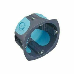 Boîte d'encastrement 1 poste pour cloison creuse Stop Air diam.67mm prof.40mm - Gedimat.fr