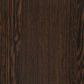 Feuille de stratifié HPL avec Overlay ép.0.8mm larg.1,30m long.3,05m décor Wengue finition Velours bois poncé - Gedimat.fr