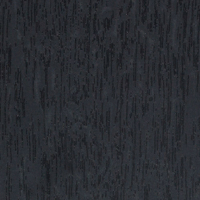 Feuille de stratifié HPL sans Overlay ép.0.8mm larg.1,30m long.3,05m décor Noir finition Mat Structuré bois - Gedimat.fr