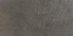 Carrelage pour sol en grès cérame émaillé coloré PIZARRA larg.31,6cm long.63,2cm coloris grafito - Gedimat.fr