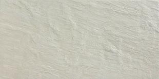 Carrelage pour sol en grès cérame émaillé coloré dans la masse PIZARRA larg.31,6cm long.63,5cm coloris gris - Gedimat.fr